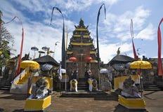 Balinese temple Royalty Free Stock Photos