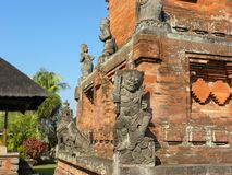 Balinese Temple Stock Image