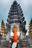 Balinese temple Stock Photography
