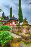 Balinese temple Royalty Free Stock Photo