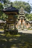 Balinese temple. Balinise traditional temples. Made in Bali, Indonesia Royalty Free Stock Photography