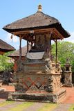 In the Balinese temple. Bali. Indonesia Royalty Free Stock Image