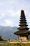 Balinese temple, Indonesia Royalty Free Stock Photo