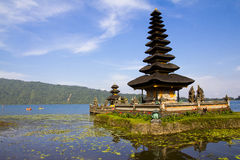 Balinese temple, Indonesia Royalty Free Stock Photography