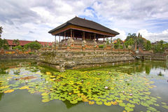 Balinese Temple in Klung Kung, Semarapura, Bali, Indonesia. Stock Photography