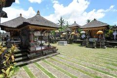 Balinese temple at Penestanan on Bali Stock Photos