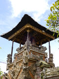 Balinese temple Stock Photo