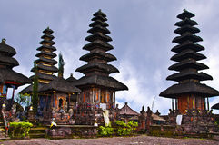 Balinese Temple Shrines Stock Photos