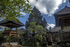 Balinese temples Pura Besakih Stock Photo