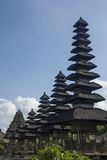 Balinese temples Pura Besakih Royalty Free Stock Photos