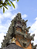 Balinese temples Royalty Free Stock Photos