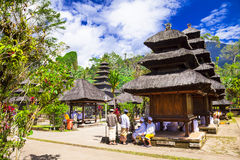 Balinese temples Stock Photos
