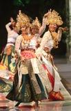 BALINESE TRADITIONAL DANCE Stock Image