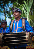 Balinese traditional musical instruments Stock Photos