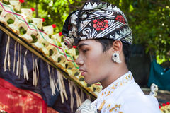 Balinese wedding Royalty Free Stock Photography