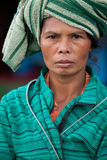Balinese woman Stock Images
