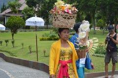 Balinese Woman Asia, Indonesia Stock Photos
