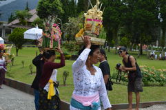 Balinese Women Asia, Indonesia Royalty Free Stock Image