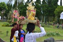 Balinese Women Asia, Indonesia Stock Photography