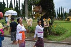Balinese Women Asia, Indonesia Royalty Free Stock Photo