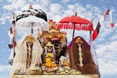 Balineseandar Royaltyfri Fotografi