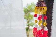 Balinesebröllopceremoni Fotografering för Bildbyråer