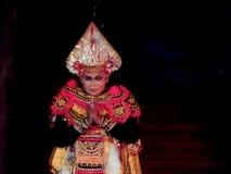 Balinesedansare Arkivbilder