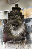 Balinesegudstaty royaltyfria foton