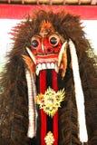 Balinesemaskering royaltyfri bild