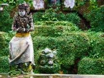 Balinesestatue Stockbild