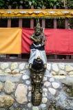 Balinesesteinskulptur Lizenzfreie Stockbilder