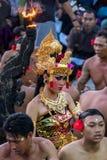 Balinesetänzer lizenzfreie stockfotos