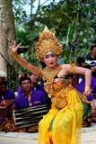 Balinesetanz stockfoto