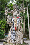Balinesetempel Lizenzfreie Stockfotos