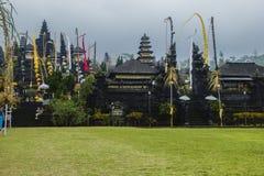 Balinesetempel Royaltyfri Bild