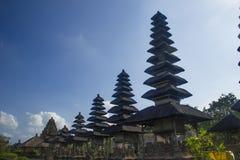 Balinesetempel Arkivfoto