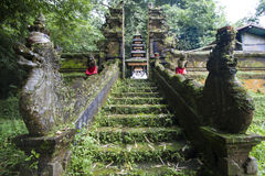 Balinesetempel Royaltyfria Foton