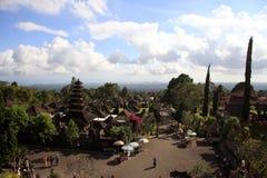 Balinesetempel Pura Besakih Royaltyfria Bilder