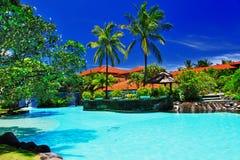 Balinesian holidays Stock Photo