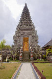Baliness Style Temple Stock Images
