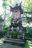 Baliness Style Temple in Bali Indonesia Royalty Free Stock Photos