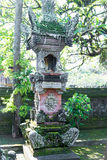 Baliness Style Temple in Bali Indonesia Stock Photography