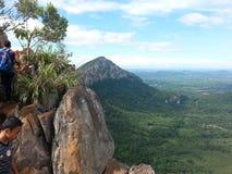 Baling mountain. Far away from baling,kedah Stock Images