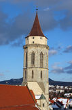 balingen教会 库存图片