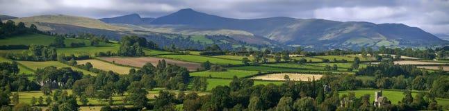 Balizas de Brecon Foto de Stock Royalty Free