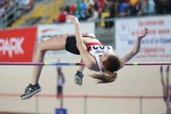 Balkan Athletics Indoor Championships Royalty Free Stock Images
