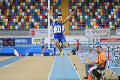 Balkan Athletics Indoor Championships Stock Images