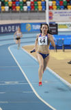 Balkan Athletics Indoor Championships Royalty Free Stock Image