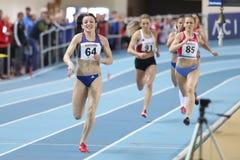 Balkan Athletics Indoor Championships Royalty Free Stock Photo