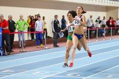 Balkan Athletics Indoor Championships Stock Photo
